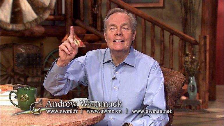 La Grâce, la Puissance de l'Évangile Épisode 8 - Andrew Wommack