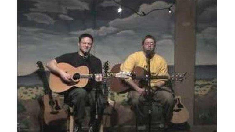 Shane & Shane - Psaume 145 (live)