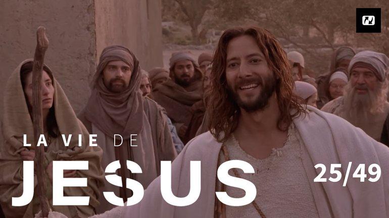 Le bon berger | La vie de Jésus | 25/49