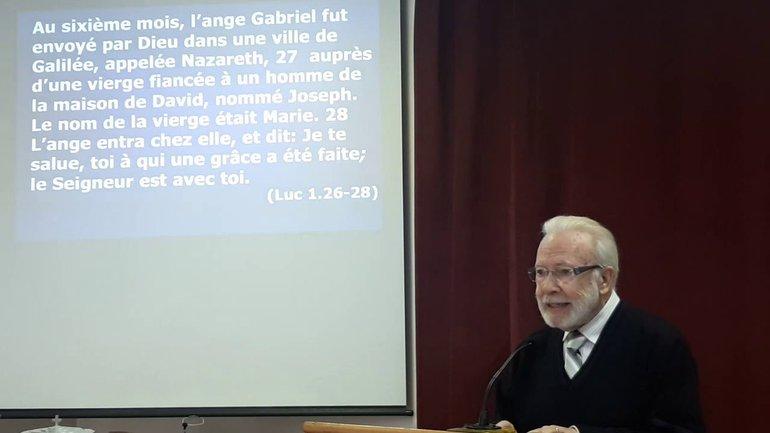 Fernand Saint-Louis - MARIE, LA MÈRE DE JÉSUS