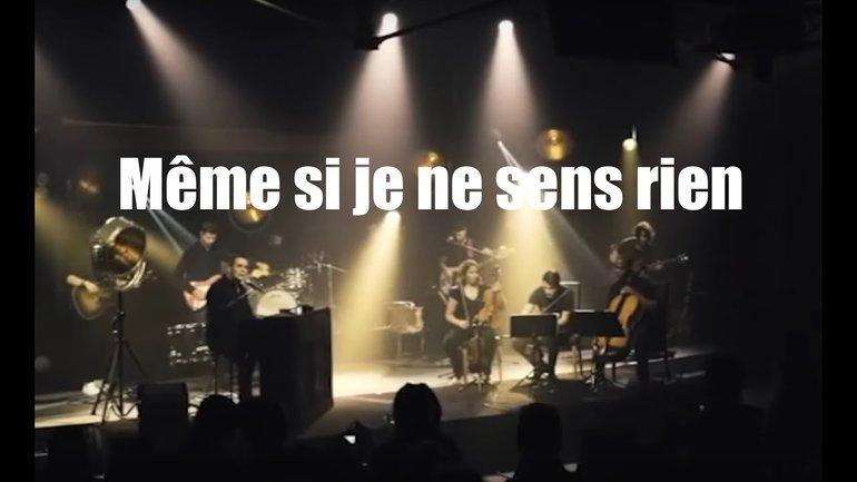 Même si je ne sens rien, Jem 1030 - Sylvain Freymond, (live)