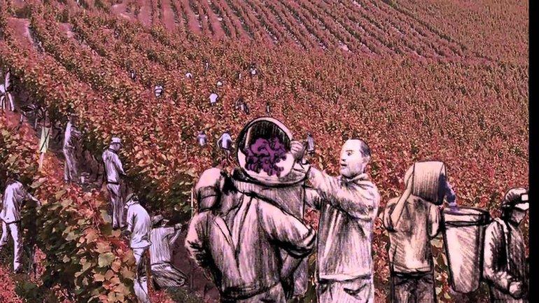 La parabole des ouvriers, évangile de Matthieu 20: 1-16