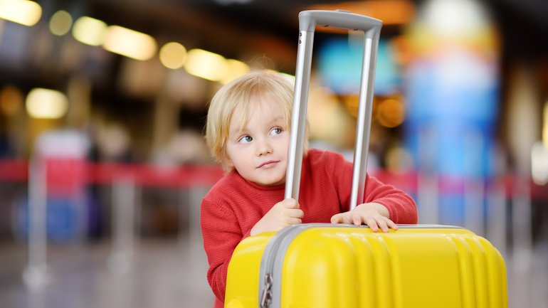 """Maman, j'ai raté l'avion !"""