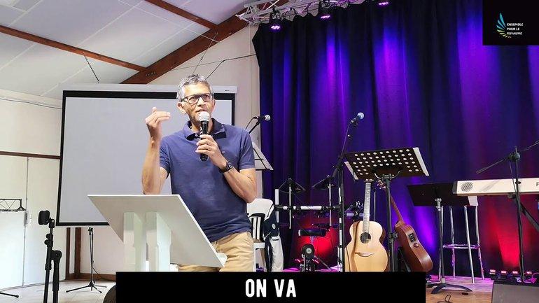 André Raoilison : Devenir un disciple — Extrait L'étape de GUILGAL (2/6)