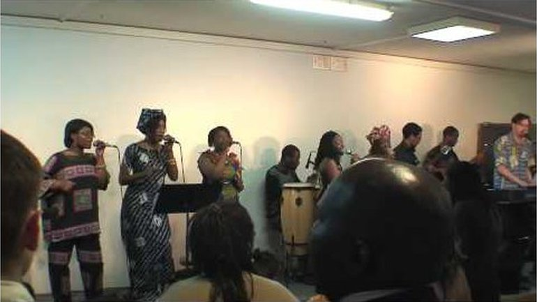 Tchouva - Ensemble louons Dieu