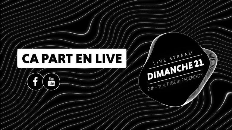 Ca part en live ! - Momentum Jeunesse - Février 2021