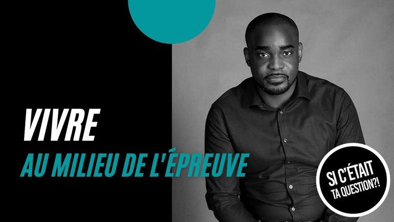 """Évêque Michel Ambouroue - """"Vivre dans l'épreuve! """""""