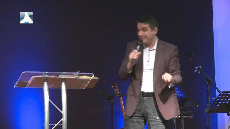 Franck Alexandre : Prêcher Jesus