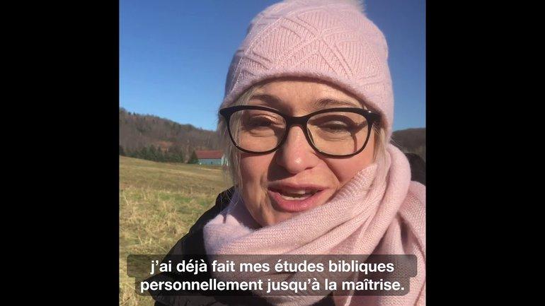 Témoignage du Pasteur Anne Bersot - EMCITV - Ecole Destinée -