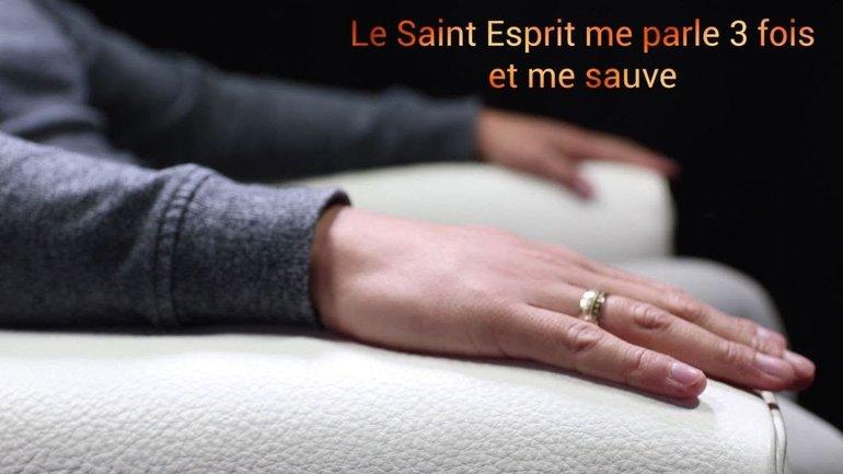 """L'histoire de C-Maias : """"Le Saint-Esprit me parle 3 fois et me sauve !"""""""