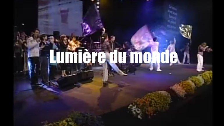 Lumière du monde, Jem 788 - Louange Vivante