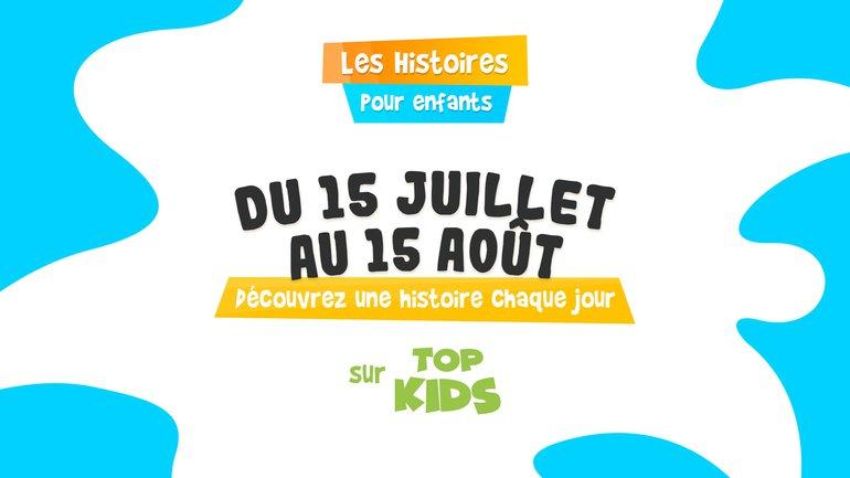 Découvrez les histoires 📖 sur TopKids !