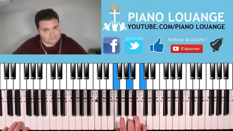 "Comment jouer du ""Reggae"" - PIANO LOUANGE"