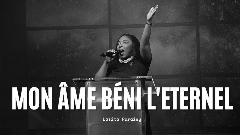 """Mon Âme Béni L'Eternel"" | Lasita Paraisy | Shekinah.fm"