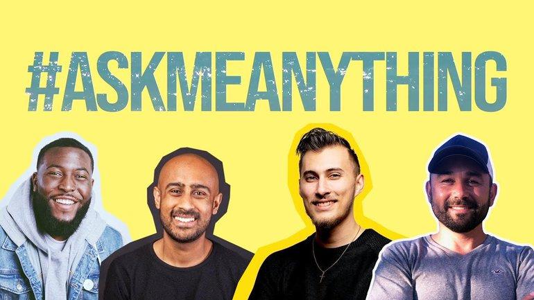 #AskMeAnything #16 - Cospiel, Rubens, Sebastien Geffroy, Laurent Ruppy