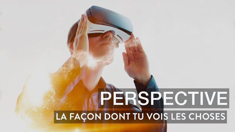 Perspective: la façon dont tu vois les choses - Ivan Carluer