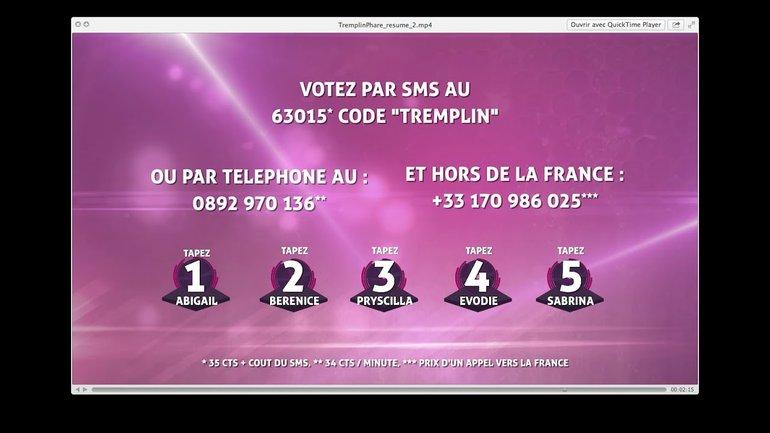 Tremplin Phare - Votez pour la finale !