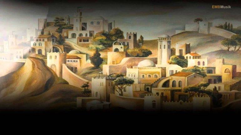 Corinne Lafitte  - Jérusalem