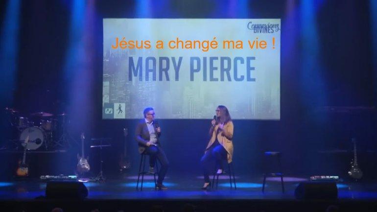 "MyStory - Mary Pierce : ""Jésus a changé ma vie !"""