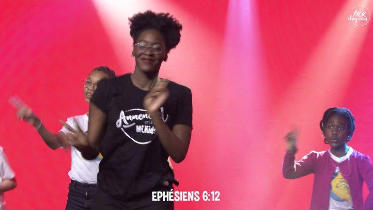 Ephésiens 6:12 - L'armure de Dieu (version dansée)