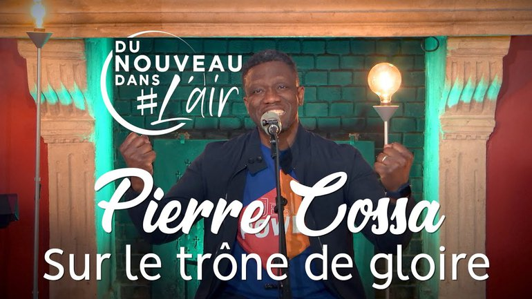 Sur le trône de gloire - Pierre Cossa