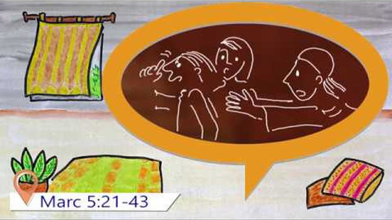 Évangile de Marc Chapitre 05 (pour enfants à partir de 10 ans)