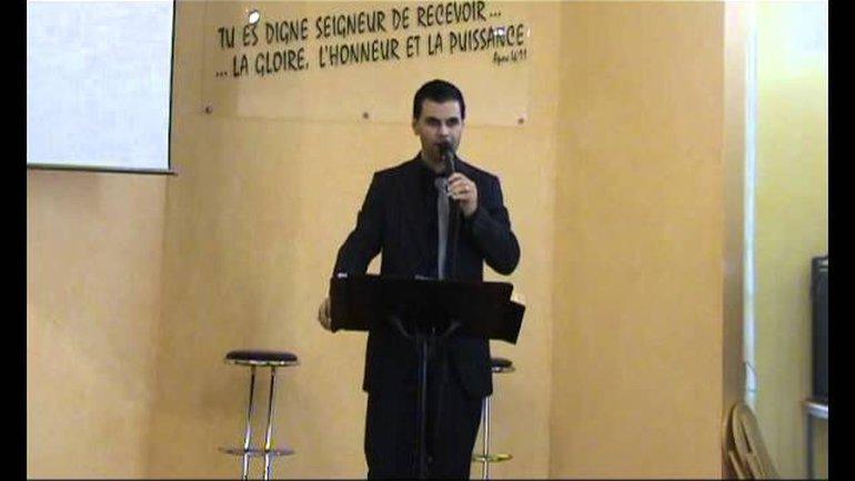 Jérémy Mattina - Le baptême dans le Saint-Esprit