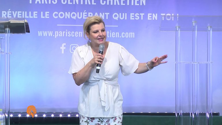 Dorothée Rajiah - Comment maintenir le feu de Dieu dans ta vie (Part II)