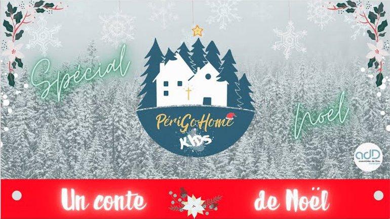 PGHKids - Un conte de Noël