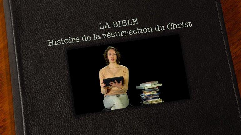 Récit de la résurrection du Christ