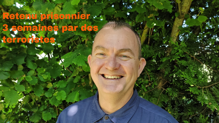 """MyStory - Vincent Guillemoteau : """"Retenu prisonnier 3 semaines par des terroristes"""""""