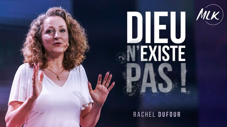 Dieu n'existe pas ! - Rachel Dufour