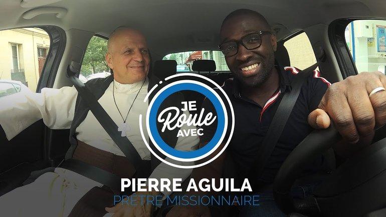 JE ROULE AVEC Pierre Aguila