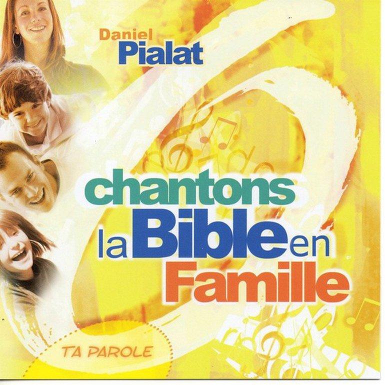 Chantons la bible en famille