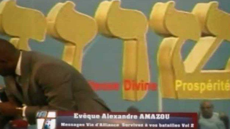 Alexandre Amazou - Survivez à vos batailles (2)