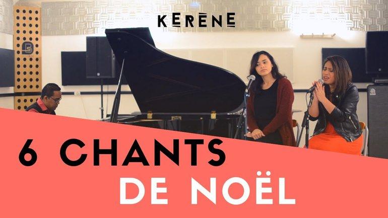 Medley de Noël - Kerene & Christina (du groupe Anaya)