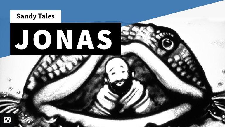 Sandy Tales - Jonas