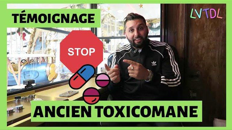 Devenu accro aux drogues dures -  Ancien toxicomane - Témoignage Jonathan