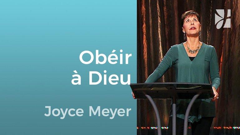 Obéissez à Dieu et soyez bénis - Joyce Meyer - 875-1