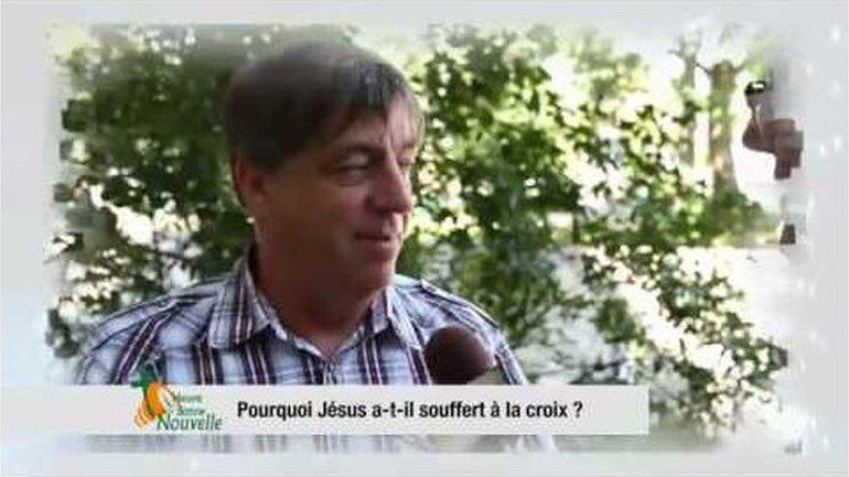 Pourquoi Jésus a-t-Il souffert à la Croix ?