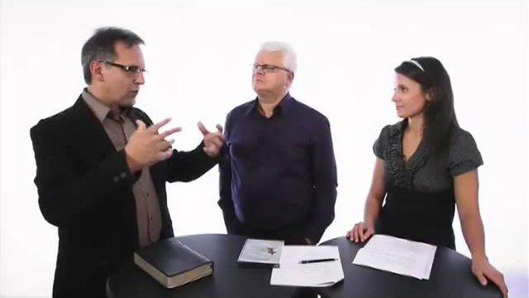 L'Évangile de la Grâce - Suite du message