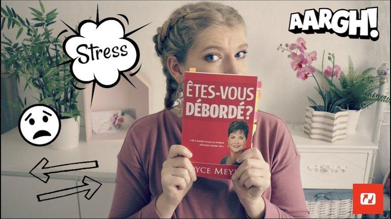 """La revue d'Andréa: """"Êtes-vous débordé?"""" de Joyce Meyer"""
