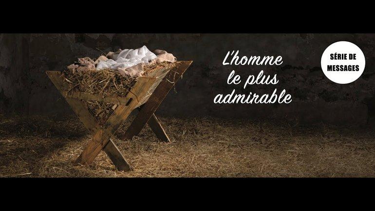 Noël - soumettons-nous à Jésus, le roi qui vient !