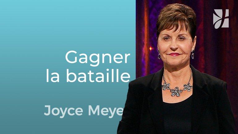 La bataille appartient à Dieu - Joyce Meyer - Grandir avec Dieu