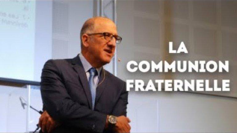 La communion fraternelle - Pasteur Alain Aghedu