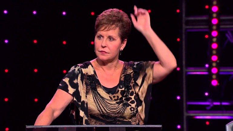 Les obstacles à l'exaucement des prières (1/3) - Joyce Meyer - Fortifié par la foi