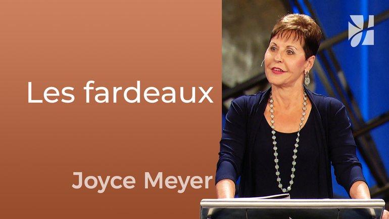 Le lourd fardeau des secrets - Joyce Meyer - Fortifié par la foi
