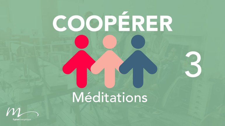 Coopérer Méditation 3 - La fête continue - Jéma Taboyan - Jean 2.1-12