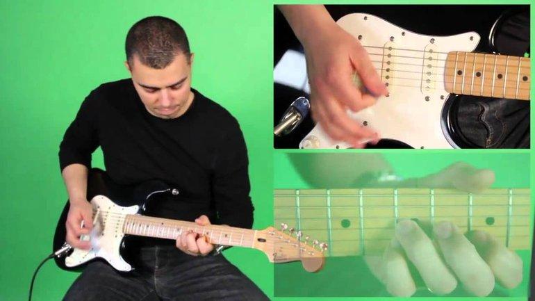 Roi des Cieux - Dan Luiten - Guitare Electrique