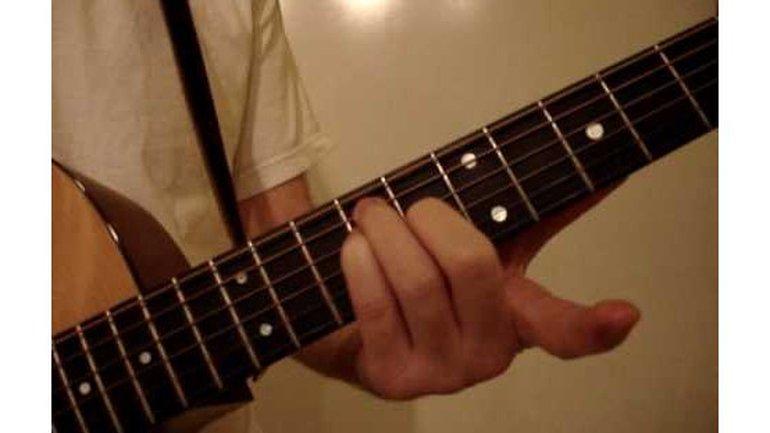 Ouvre les yeux de mon coeur - Paul Baloche - Tutoriel Guitare 4